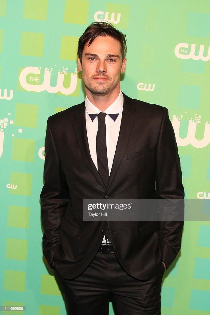Actor Jay Ryan attends The CW Network's New York 2012 Upfront at New York City Center on May 17, 2012 in New York City.