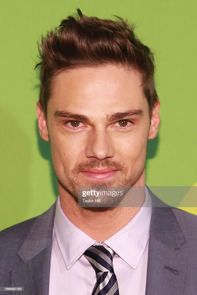 Actor <a gi-track='captionPersonalityLinkClicked' href=/galleries/search?phrase=Jay+Ryan&family=editorial&specificpeople=2777714 ng-click='$event.stopPropagation()'>Jay Ryan</a> attends The CW Network's New York 2013 Upfront Presentation at The London Hotel on May 16, 2013 in New York City.