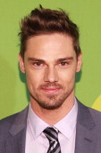Actor Jay Ryan attends The CW Network's New York 2013 Upfront Presentation at The London Hotel on May 16 2013 in New York City
