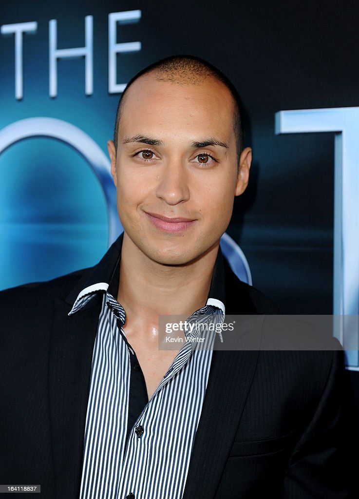 Actor Jaylen Moore attends the premiere of Open Road Films 'The Host' at ArcLight Cinemas Cinerama Dome on March 19, 2013 in Hollywood, California.
