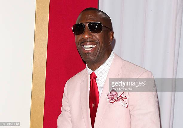 Actor JB Smoove attends the premiere of 'Almost Christmas' at Regency Village Theatre on November 3 2016 in Westwood California