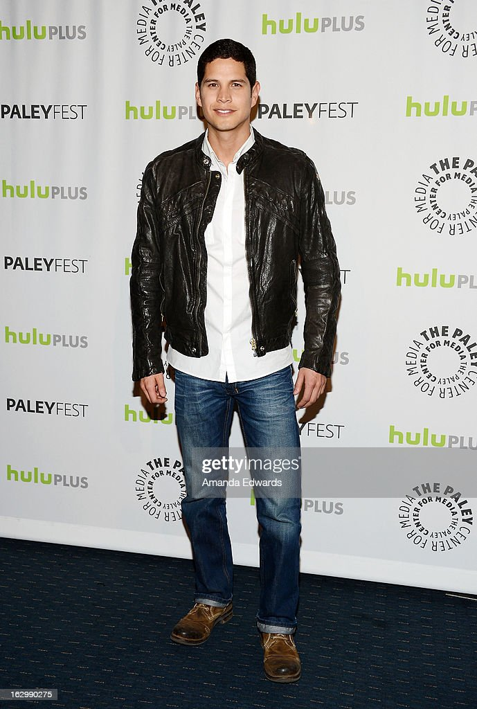 Actor J.D. Pardo arrives at the 30th Annual PaleyFest: The William S. Paley Television Festival featuring 'Revolution' at Saban Theatre on March 2, 2013 in Beverly Hills, California.