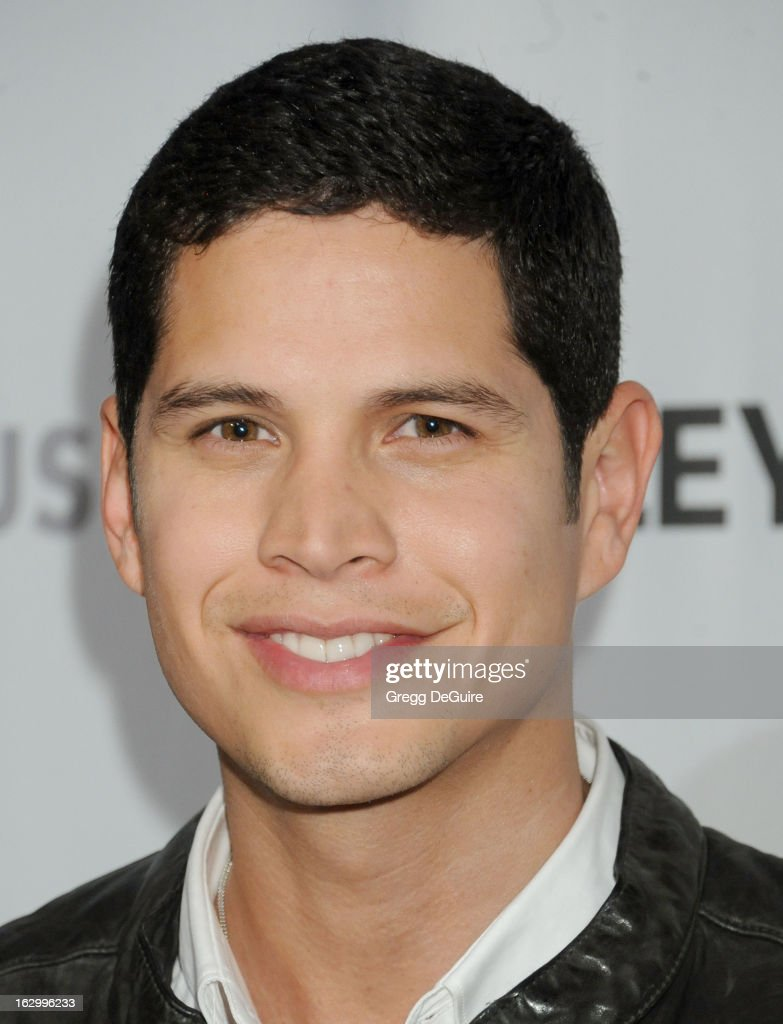 Actor JD Pardo arrives at the 30th Annual PaleyFest: The William S. Paley Television Festival featuring 'Revolution' at Saban Theatre on March 2, 2013 in Beverly Hills, California.