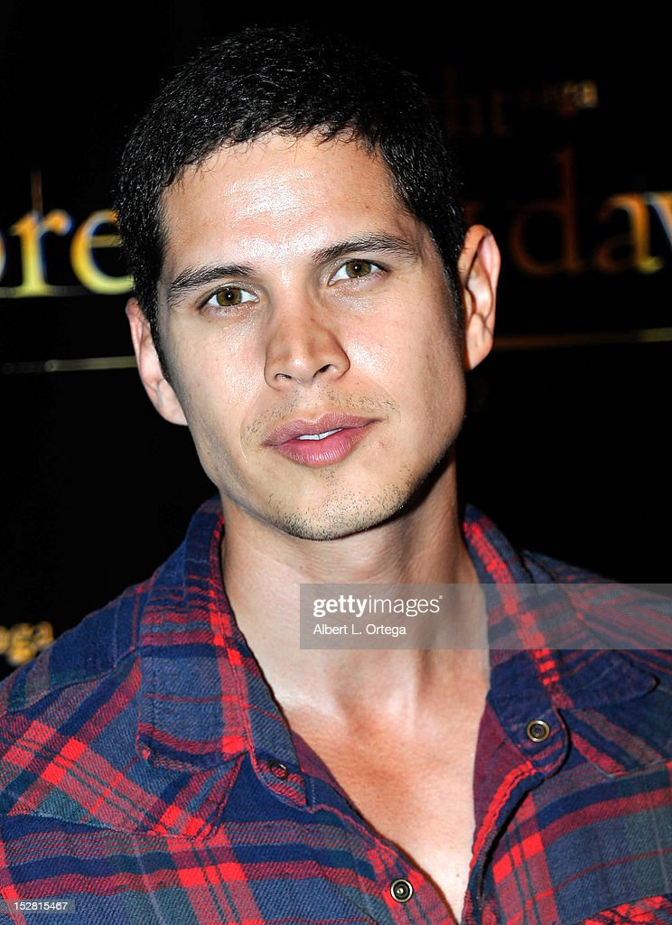 Actor JD Pardo arrives for Summit Entertainment's 'The Twilight Saga: Breaking Dawn - PART 2 VIP - Comic-Con Celebration - Arrivals held at The Hard Rock Hotel on July 11, 2012 in San Diego, California.