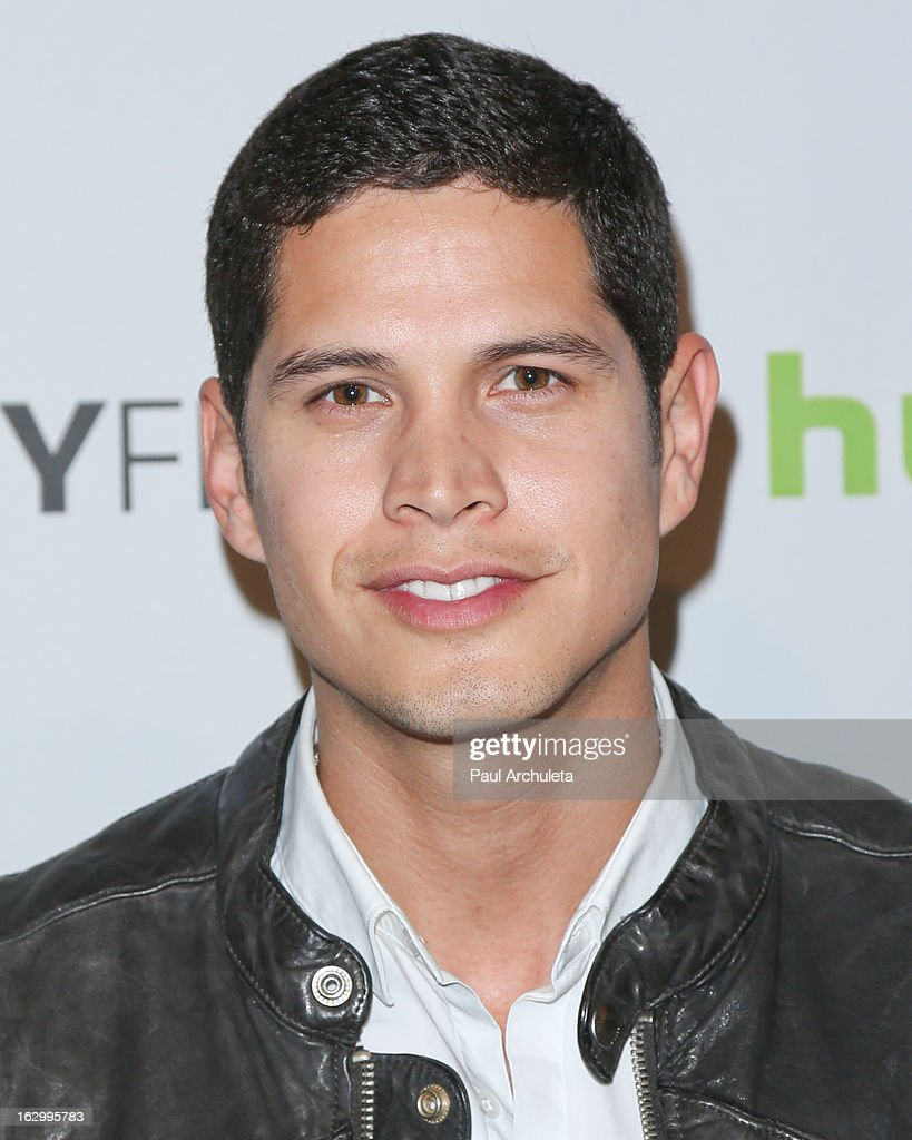 Actor JD Pardo attends the 30th annual PaleyFest featuring the cast of 'Revolution' at the Saban Theatre on March 2, 2013 in Beverly Hills, California.