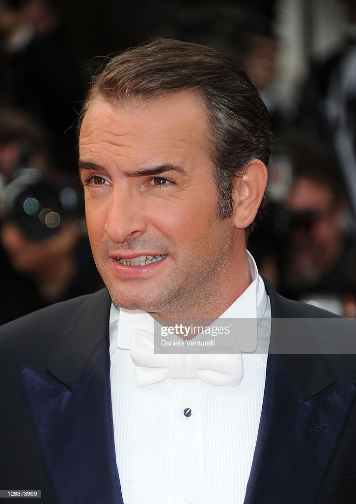Actor Jean Dujardin attends the 'Les Bien-Aimes' Premiere and Closing Ceremony during the 64th Annual Cannes Film Festival at the Palais des Festivals on May 22, 2011 in Cannes, France.
