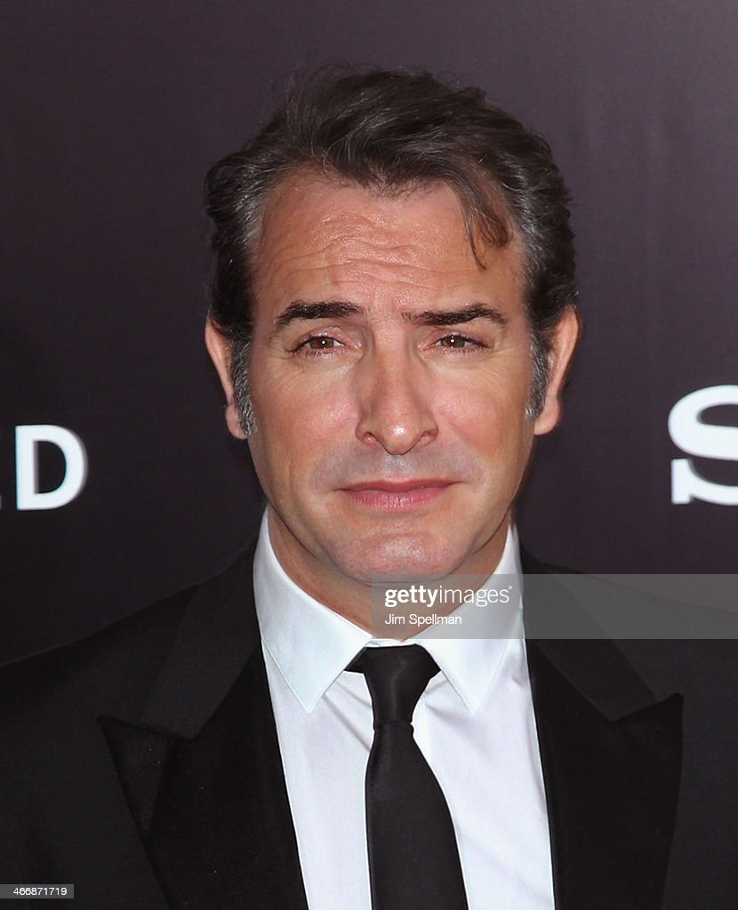 The monuments men new york premiere outside arrivals for Jean dujardin parents