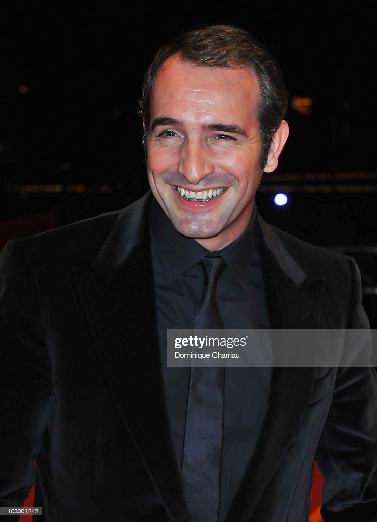 Ricky premiere getty images for Jean dujardin famille
