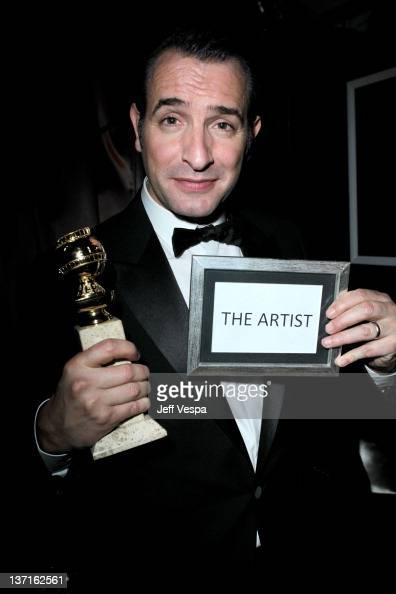 The weinstein company 39 s 2012 golden globe awards after for Dujardin weinstein