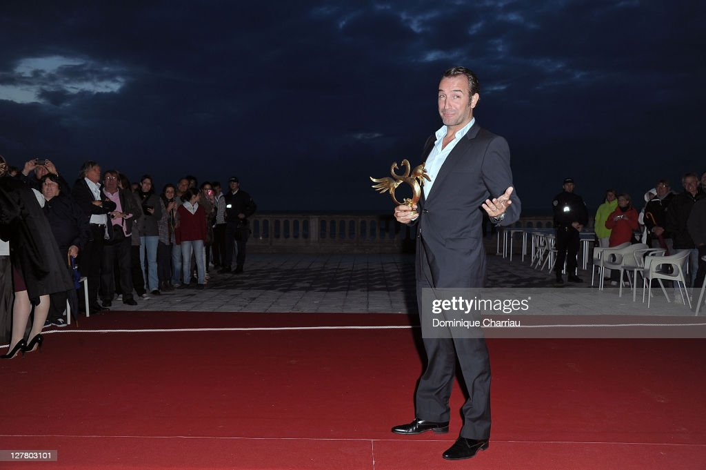 25th cabourg film festival june 18 getty images for Dujardin franck