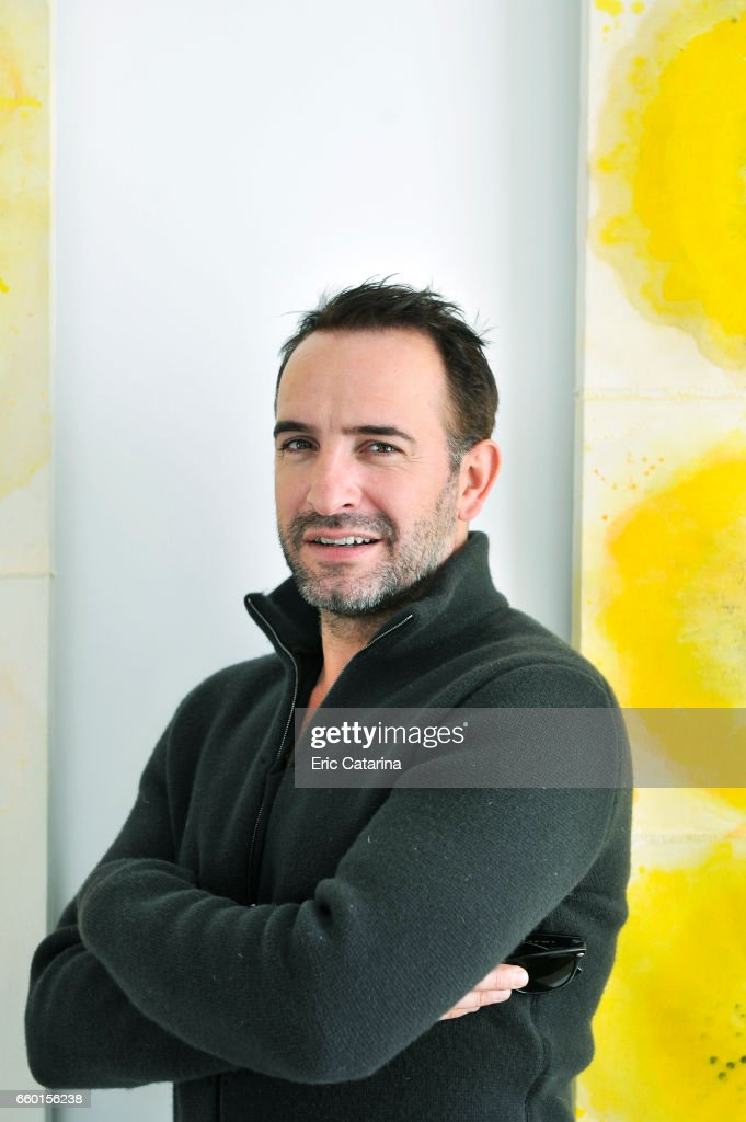 Actor Jean Dujardin is photographed for Self Assignment on November 26, 2010 in Montpellier, France..