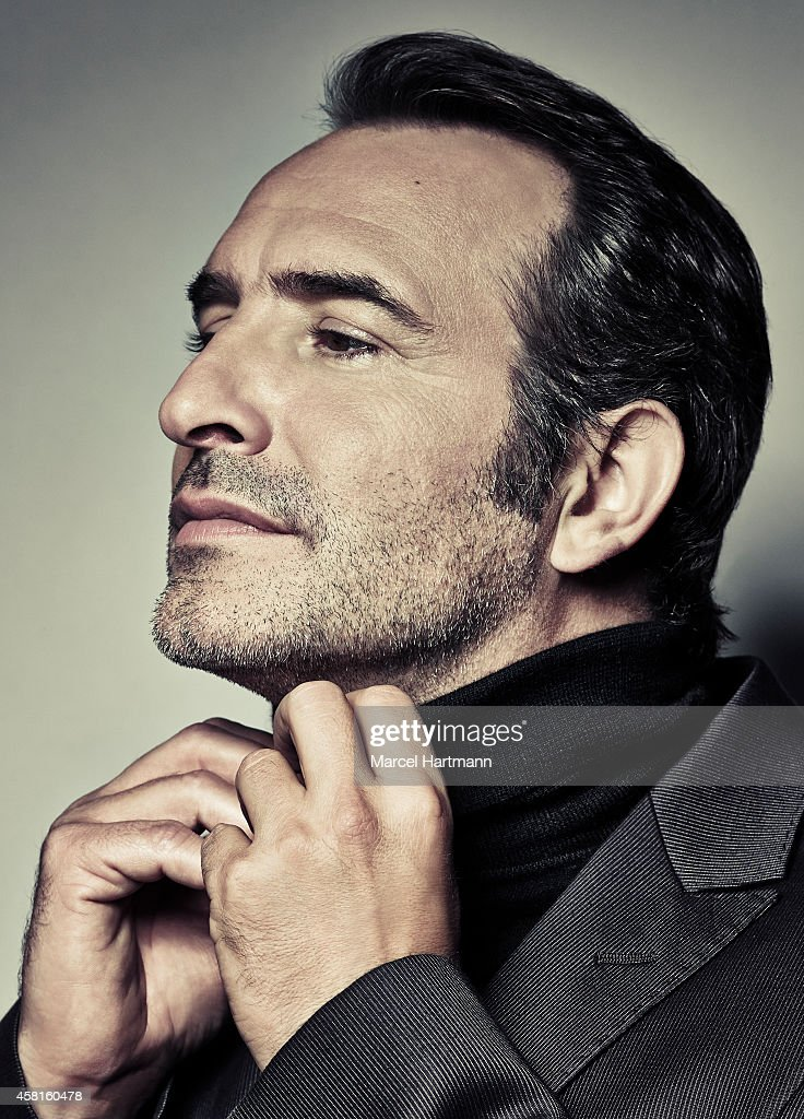 Jean dujardin self assignment october 2014 getty images for Jean dujardin famille