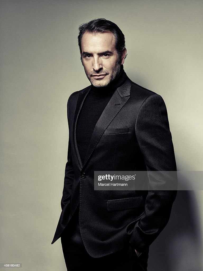 Actor jean dujardin is photographed for self assignment on for Photo jean dujardin