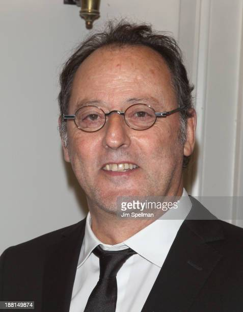 Actor Jean Reno attends the 2013 Trophee Des Arts gala on November 15 2013 in New York City