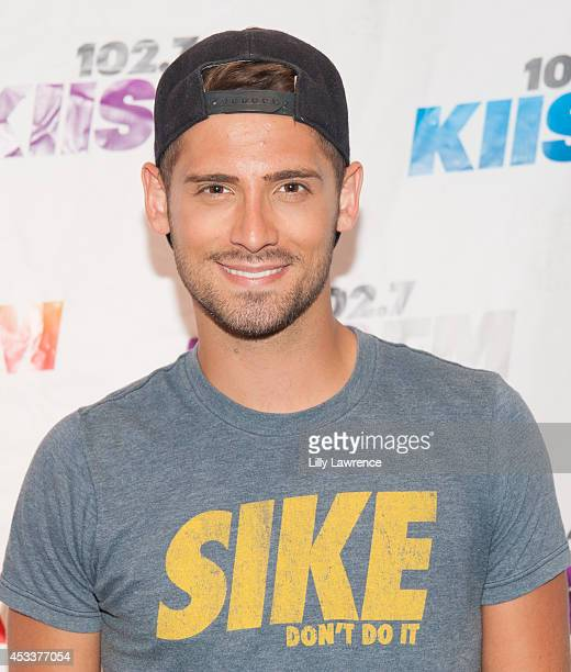 Actor JeanLuc Bilodeau arrives at KIIS FM's Teen Choice PreParty at W Los Angeles Westwood on August 8 2014 in Los Angeles California