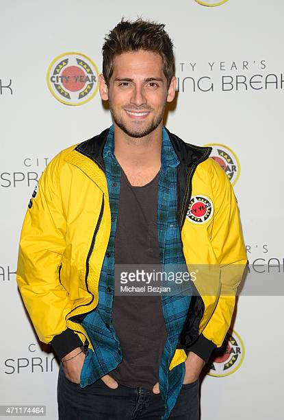 Actor JeanLuc Bilodeau attends City Year Los Angeles Spring Break at Sony Studios on April 25 2015 in Los Angeles California