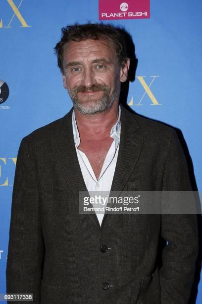 Actor JeanPaul Rouve attends 'les Ex' Paris Premiere at Cinema Gaumont Capucine on June 6 2017 in Paris France