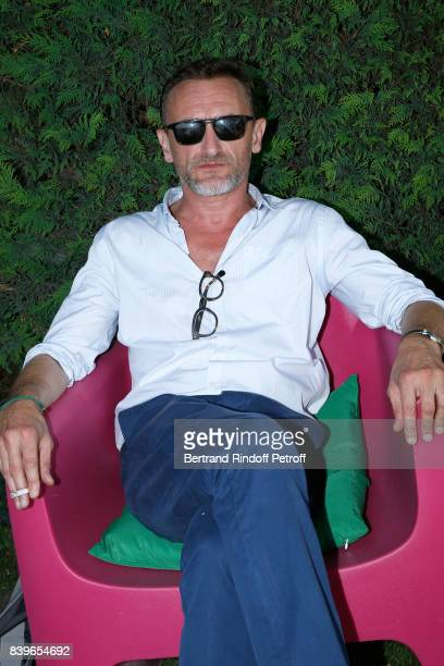 Actor JeanPaul Rouve attends the 10th Angouleme FrenchSpeaking Film Festival Day Five on August 26 2017 in Angouleme France
