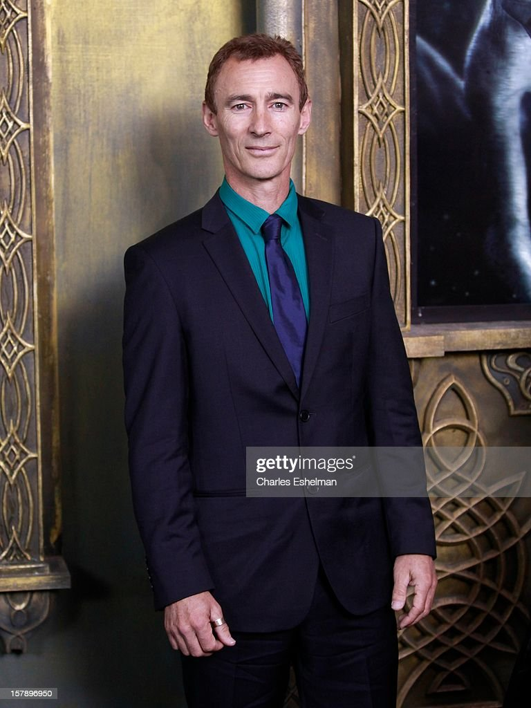 Actor Jed Brophy attends 'The Hobbit: An Unexpected Journey' premiere at the Ziegfeld Theater on December 6, 2012 in New York City.