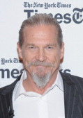 Actor Jeff Bridges attends NY Times TimesTalks Presents 'A Place At The Table' at TheTimesCenter on February 27 2013 in New York City