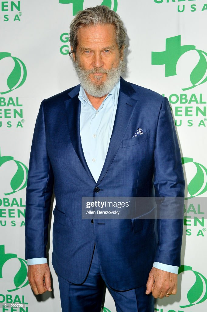 Actor Jeff Bridges attends the 14th Annual Global Green Pre-Oscar Gala at TAO Hollywood on February 22, 2017 in Los Angeles, California.