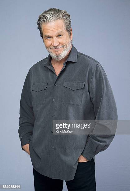 Actor Jeff Bridges is photographed for Los Angeles Times on November 13 2016 in Los Angeles California PUBLISHED IMAGE CREDIT MUST READ Kirk...