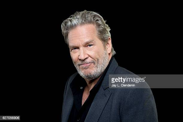 Actor Jeff Bridges of 'Hell or High Water' is photographed for Los Angeles Times on November 5 2016 in Los Angeles California PUBLISHED IMAGE CREDIT...