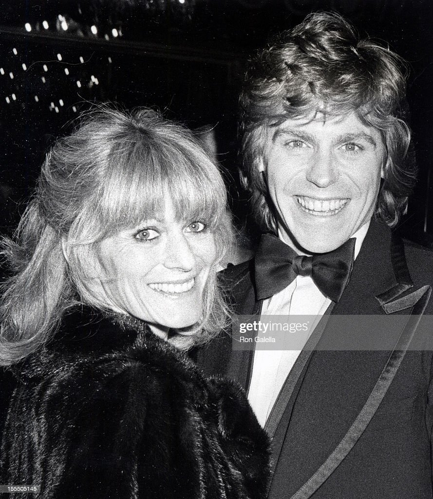 Actor <a gi-track='captionPersonalityLinkClicked' href=/galleries/search?phrase=Jeff+Conaway&family=editorial&specificpeople=537649 ng-click='$event.stopPropagation()'>Jeff Conaway</a> and wife Rona Newton-John attending 36th Annual Golden Globe Awards on January 27, 1979 at the Beverly Hilton Hotel in Beverly Hills, California.