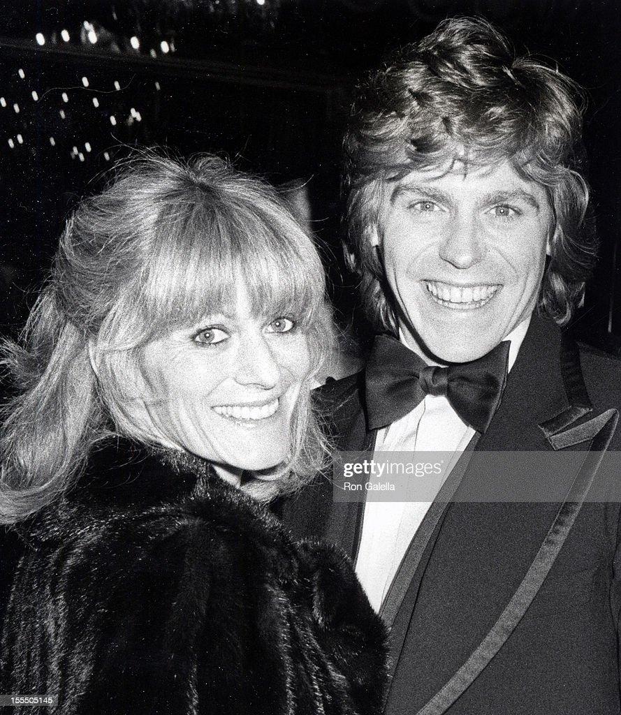 Actor Jeff Conaway and wife Rona Newton-John attending ...