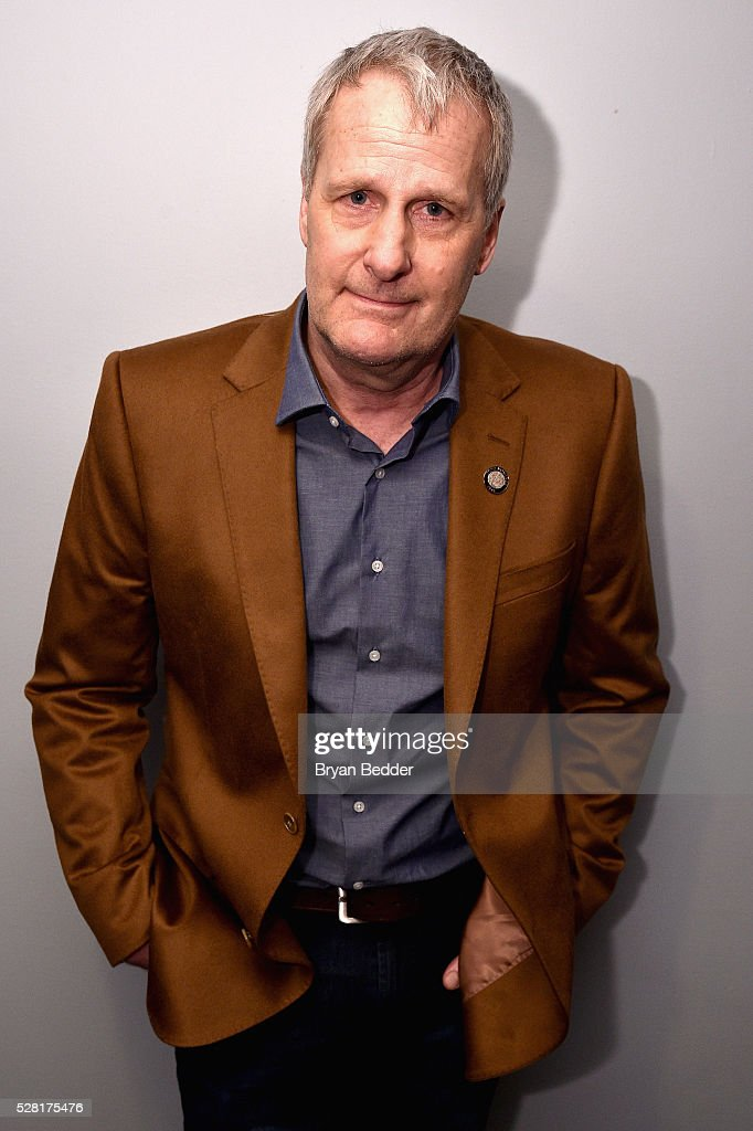 Actor Jeff Daniels attends the 2016 Tony Awards Meet The Nominees Press Reception on May 4, 2016 in New York City.