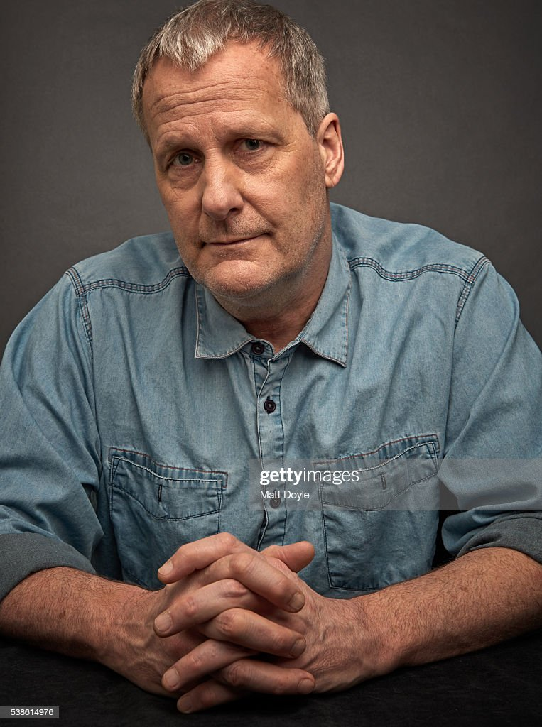 Actor Jeff Daniels is photographed for SAG Foundation on May 13, 2016 in New York City.