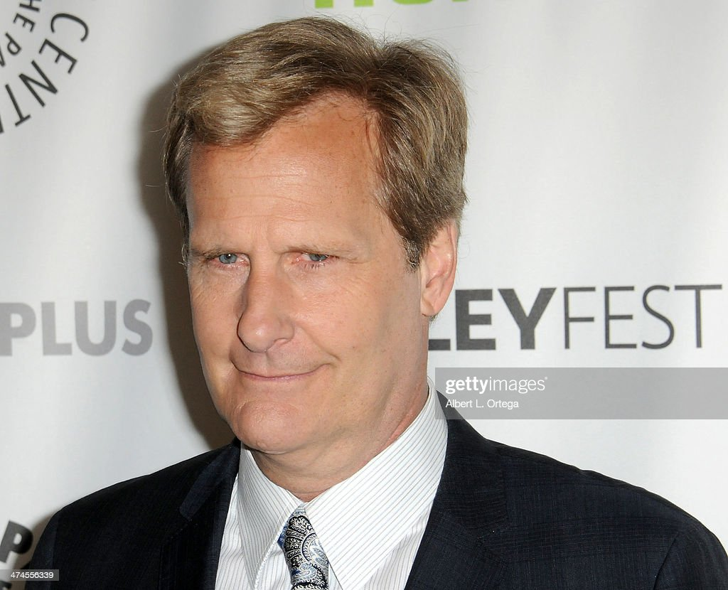 Actor Jeff Daniels participates in The Paley Center For Media's PaleyFest 2013 Honoring 'The Newsroom' held at The Saban Theater on March 3, 2013 in Beverly Hills, California.