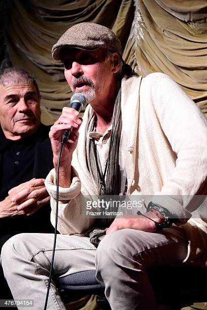 Actor Jeff Fahey attends the QA at the 2015 Los Angeles Film Festival 'Too Late' Premiere at LACMA on June 11 2015 in Los Angeles California