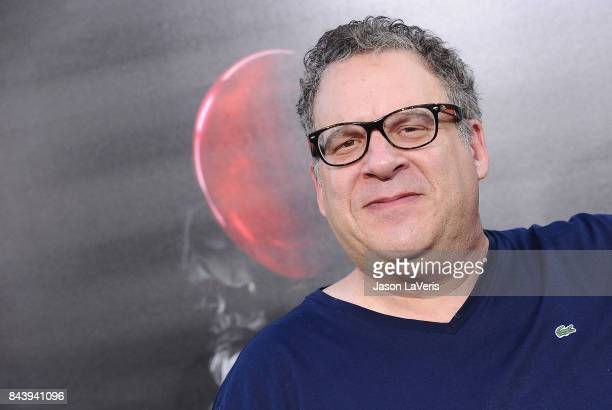 Actor Jeff Garlin attends the premiere of 'It' at TCL Chinese Theatre on September 5 2017 in Hollywood California