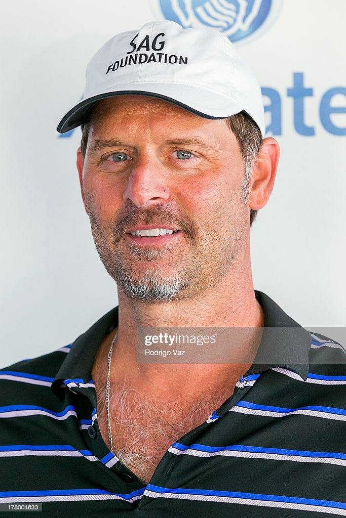 Actor Jeff Nordling attends the 2nd Annual Dennis Haysbert Humanitarian Foundation Celebrity Golf Classic at Lakeside Golf Club on August 26, 2013 in Burbank, California.