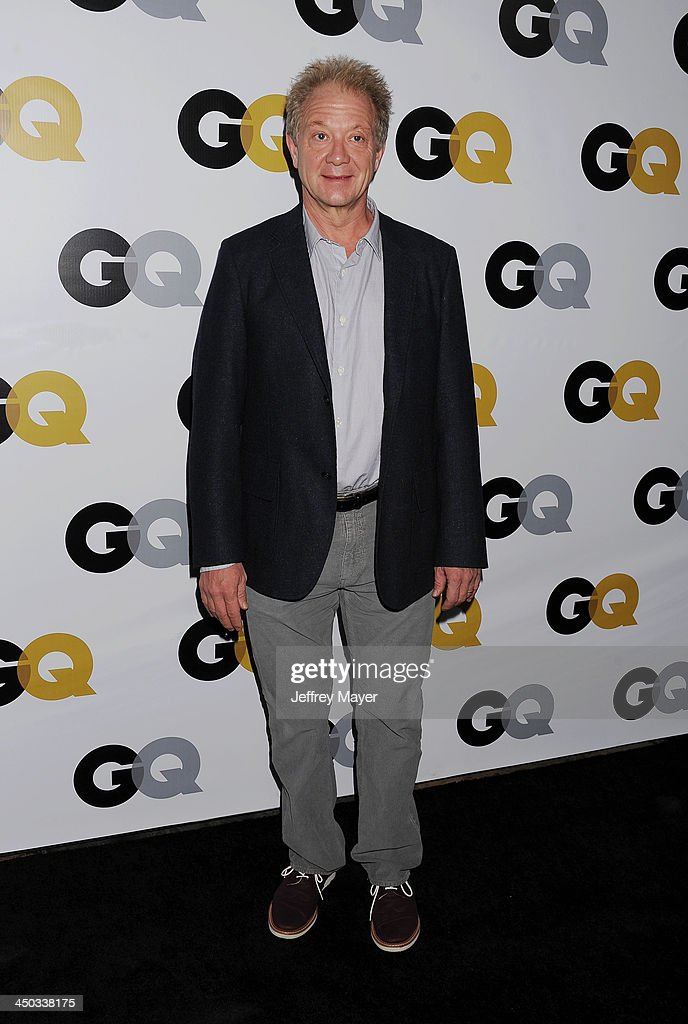 Actor Jeff Perry arrives at the 2013 GQ Men Of The Year Party at The Ebell of Los Angeles on November 12, 2013 in Los Angeles, California.