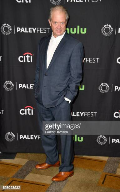 Actor Jeff Perry arrives at the screening and panel for 'Scandal' at The Paley Center For Media's 34th Annual PaleyFest Los Angeles at Dolby Theatre...