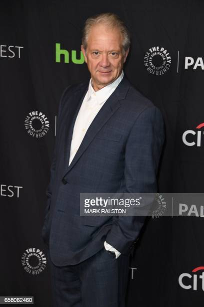 Actor Jeff Perry arrives for the screening of 'Scandal' at the 34th Annual PaleyFest Los Angeles at the Dolby Theatre in Hollywood California on...