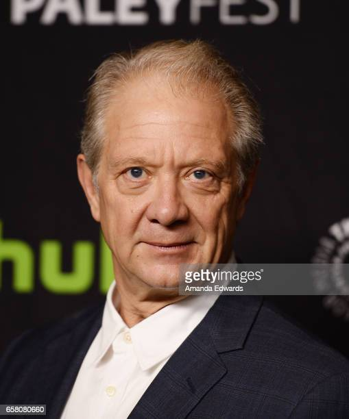 Actor Jeff Perry attends The Paley Center For Media's 34th Annual PaleyFest Los Angeles 'Scandal' screening and panel at the Dolby Theatre on March...