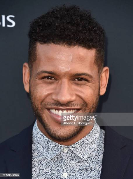 Actor Jeffrey BowyerChapman attends OUT Magazine's Inaugural Power 50 Gala Awards Presentation at Goya Studios on August 10 2017 in Los Angeles...