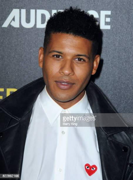 Actor Jeffrey BowyerChapman attends the screening of ATT Audience Network's 'Mr Mercedes' at The Beverly Hilton Hotel on July 25 2017 in Beverly...