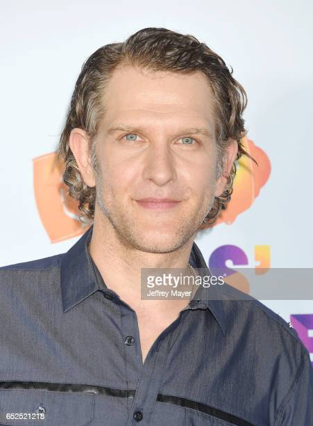 Actor Jeffrey Brown arrives at the Nickelodeon's 2017 Kids' Choice Awards at USC Galen Center on March 11 2017 in Los Angeles California