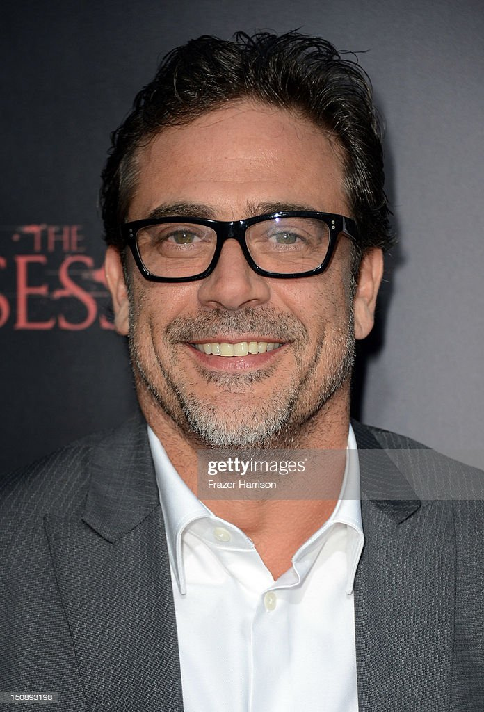 Actor Jeffrey Dean Morgan arrives at the premiere of Lionsgate Films' 'The Possession' at ArcLight Cinemas on August 28, 2012 in Hollywood, California.