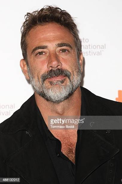 Actor Jeffrey Dean Morgan attends the 'Desierto' premiere during the 2015 Toronto International Film Festival held at The Elgin on September 13 2015...