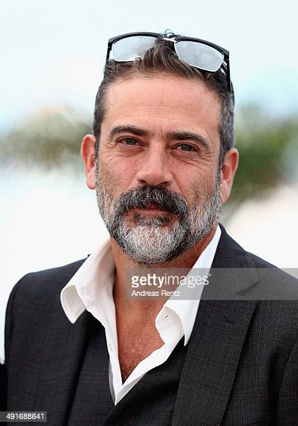 Actor Jeffrey Dean Morgan attends the 'Saint Laurent' photocall at the 67th Annual Cannes Film Festival on May 17 2014 in Cannes France
