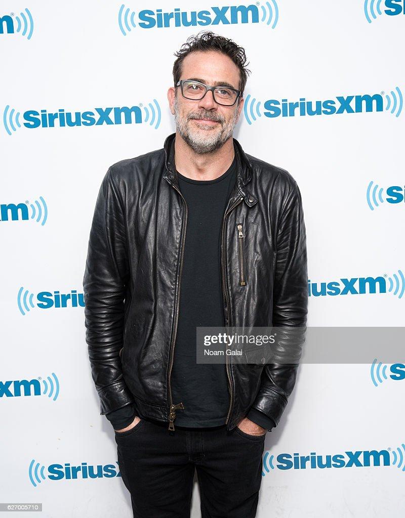 Celebrities Visit SiriusXM - December 1, 2016