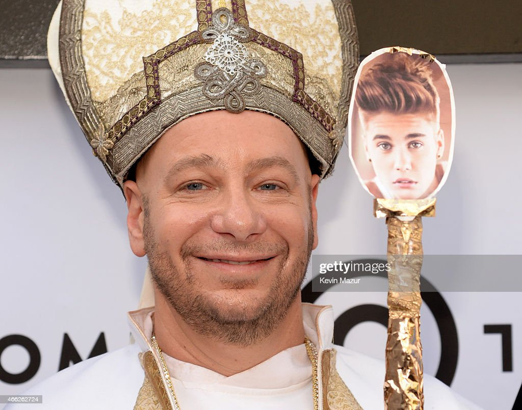 Actor Jeffrey Ross attends The Comedy Central Roast of Justin Bieber at Sony Pictures Studios on March 14, 2015 in Los Angeles, California.