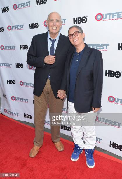 Actor Jeffrey Tambor and producer Jill Soloway attend a screening of Amazon's 'Transparent' Season 4 at the 2017 Outfest Los Angeles LGBT Film...