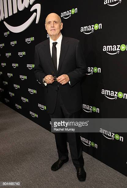 Actor Jeffrey Tambor attends Amazon's Golden Globe Awards Celebration at The Beverly Hilton Hotel on January 10 2016 in Beverly Hills California