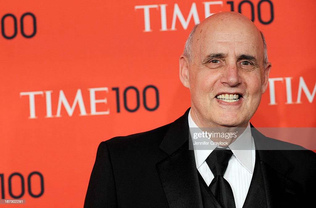 Actor <a gi-track='captionPersonalityLinkClicked' href=/galleries/search?phrase=Jeffrey+Tambor&family=editorial&specificpeople=210677 ng-click='$event.stopPropagation()'>Jeffrey Tambor</a> attends the 2013 Time 100 Gala at Frederick P. Rose Hall, Jazz at Lincoln Center on April 23, 2013 in New York City.